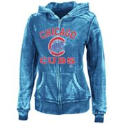 Majestic Chicago Cubs Push The Limits Fleece Hoodie - Women