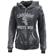 Majestic Chicago White Sox Push The Limits Fleece Hoodie - Women