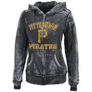 Majestic Pittsburgh Pirates Push The Limits Fleece Hoodie - Women