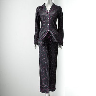 Simply Vera Vera Wang Moonlight Sparkle Pajama Set