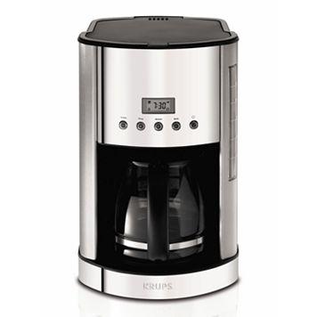 Krups Breakfast Set 12-Cup Coffee Maker
