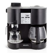 Krups Combo Coffee and Espresso Maker