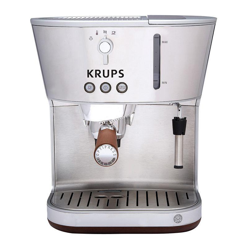 Krups Coffee Maker Kohls : Chrome Steel Kitchen Appliances Kohl s
