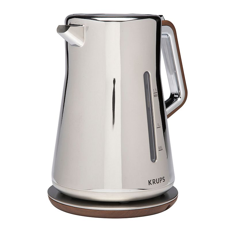 Krups Silver Art Collection Electric Kettle