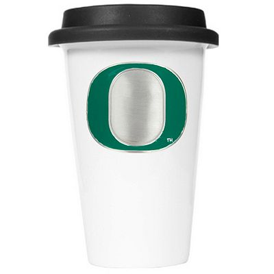 Oregon Ducks Double-Wall Tumbler