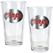 Maryland Terrapins 2-pc. Pint Glass Set