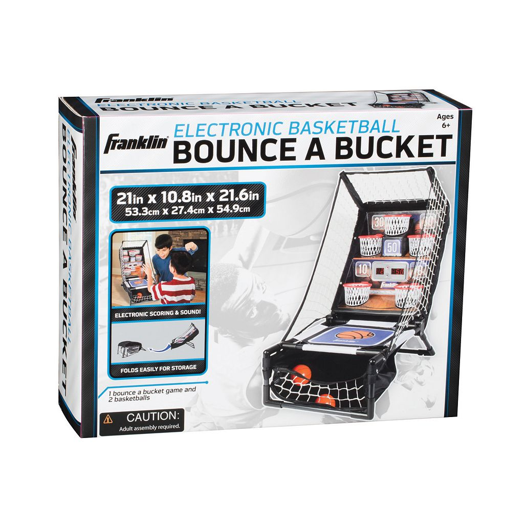 Franklin Sports Basketball Bounce Junior