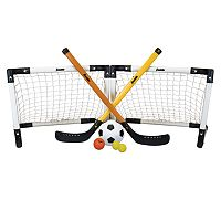 Franklin Sports 3-in-1 Indoor Sport Set