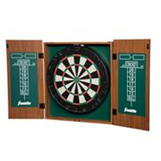 Franklin Bristle Cabinet Dartboard