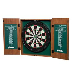 Franklin Sports Bristle Cabinet Dartboard