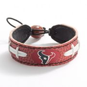 Houston Texans Leather Bracelet