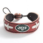 New York Jets Leather Bracelet
