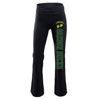Soffe Oregon Ducks Yoga Pants - Juniors'
