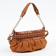 Nicole Lee Isma Knotted Convertible Shoulder Bag