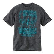 Rock and Republic Speak Rock Tee - Boys 8-20