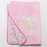 Bacati Fairy Land Blanket
