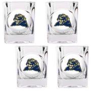 Pittsburgh Panthers 4 pc Shot Glass Set