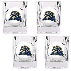 Pittsburgh Panthers 4-pc. Shot Glass Set