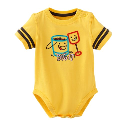 """Jumping Beans® """"Dig It"""" Bodysuit - Baby"""