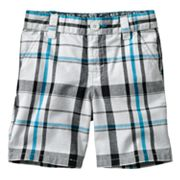 Tony Hawk Plaid Shorts - Toddler