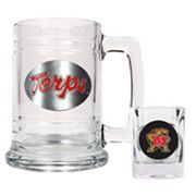 Maryland Terrapins 2-pc. Mug & Shot Glass Set