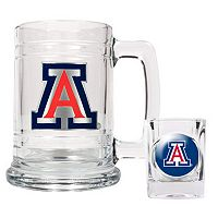 Arizona Wildcats 2-pc. Mug & Shot Glass Set