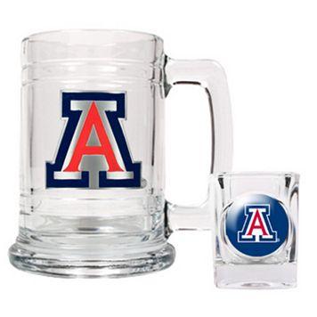 Arizona Wildcats 2-pc. Mug & Shot Glass Set