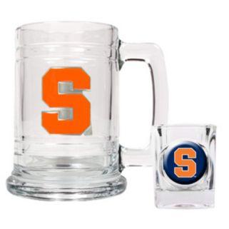 Syracuse Orange 2-pc. Mug and Shot Glass Set