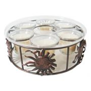 SONOMA outdoors Sun 8-pc. Filled Candle Set