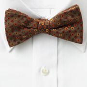 Croft and Barrow Cornicopia Pretied Bow Tie