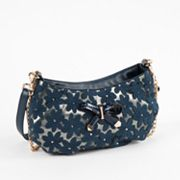 Nicole Lee Avelina Floral Convertible Shoulder Bag