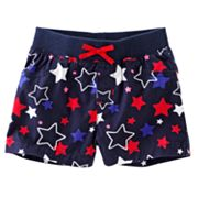 Jumping Beans Star Shorts - Baby