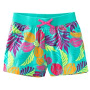 Jumping Beans Palm Leaf Shorts - Baby