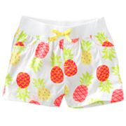 Jumping Beans Pineapple Shorts - Baby