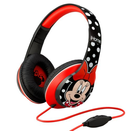 iHome Disney Minnie Mouse Headphones