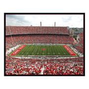 Ohio Stadium Canvas Wall Art