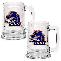 Boise State Broncos 2-pc. Glass Tankard Set