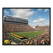 Iowa Hawkeyes' Stadium Canvas Art