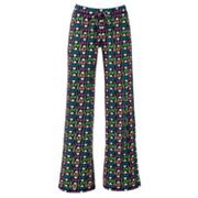 SO Printed Pajama Pants - Juniors'