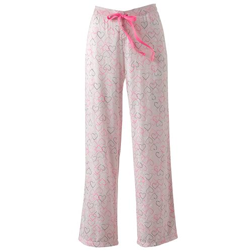 be04dafb98b SONOMA Goods for Life™ All the Pretty Things Printed Knit Pajama Pants