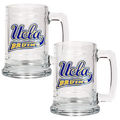 UCLA Bruins 2-pc. Glass Tankard Set