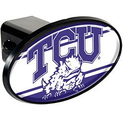 TCU Horned Frogs Trailer Hitch Cover