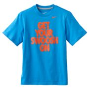 Nike Get Your Swoosh On Tee - Boys 8-20