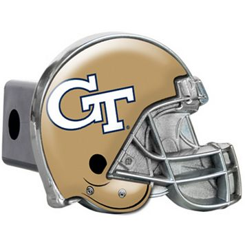 Georgia Tech Yellow Jackets Helmet Hitch Cover