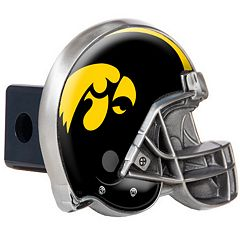 Iowa Hawkeyes Helmet Hitch Cover