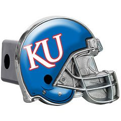 Kansas Jayhawks Helmet Hitch Cover