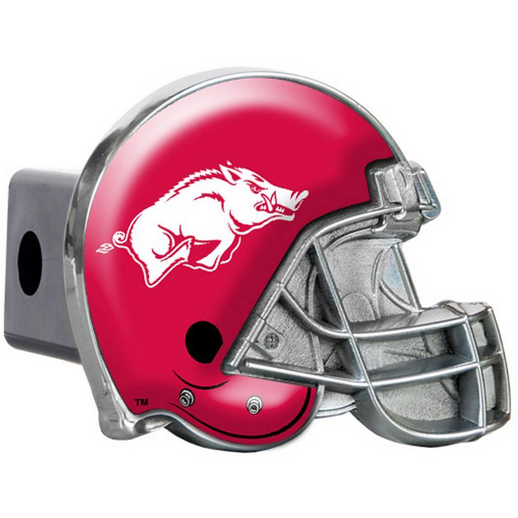Arkansas Razorbacks Helmet Hitch Cover