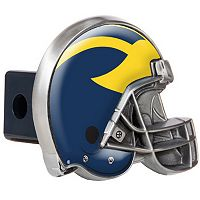 Michigan Wolverines Helmet Hitch Cover