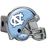 North Carolina Tar Heels Helmet Hitch Cover