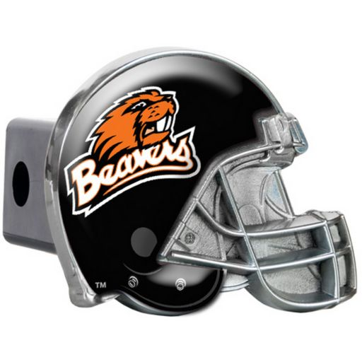 Oregon State Beavers Helmet Hitch Cover